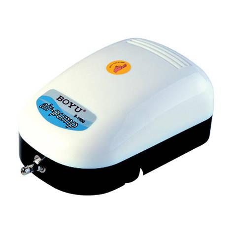 Воздушный компрессор BOYU S-1000 252 л/ч, фото 2