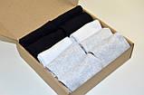 Набор носков на каждый день 10 пар в комплекте. размер 39 - 43, фото 3