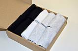 Набор носков на каждый день 10 пар в комплекте. размер 39 - 43, фото 5