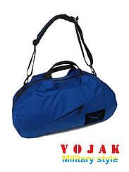 Дорожная сумка Банан (Blue)