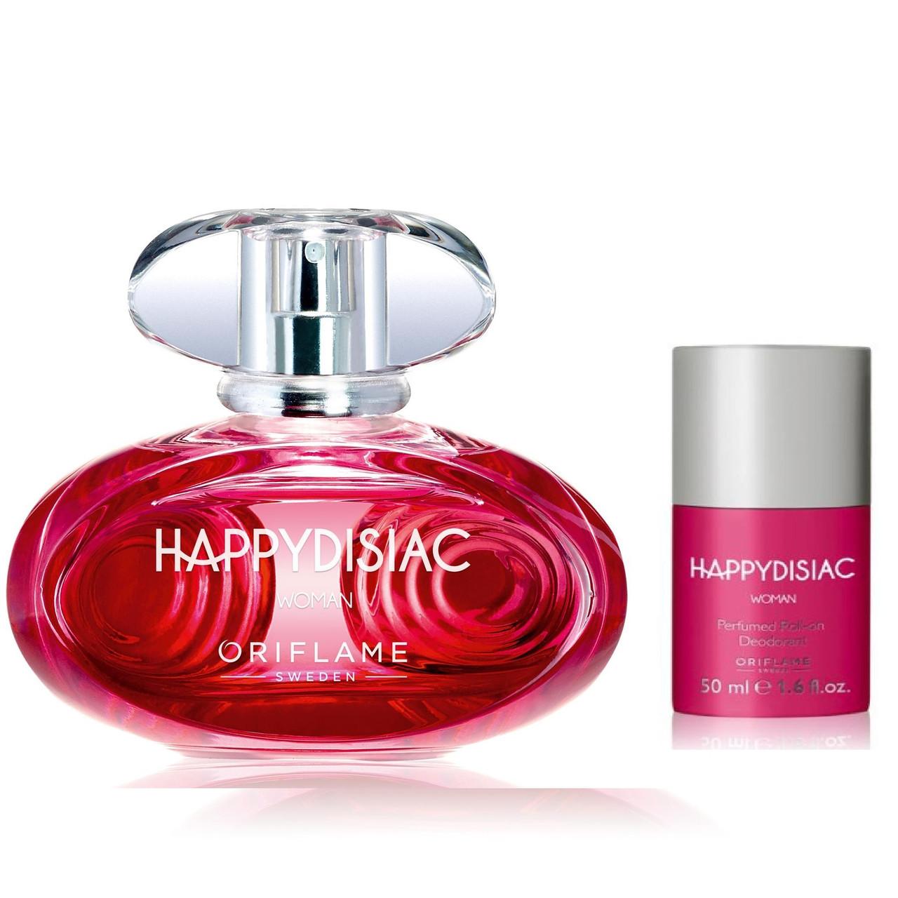 Набор Happydisiac Woman Oriflame