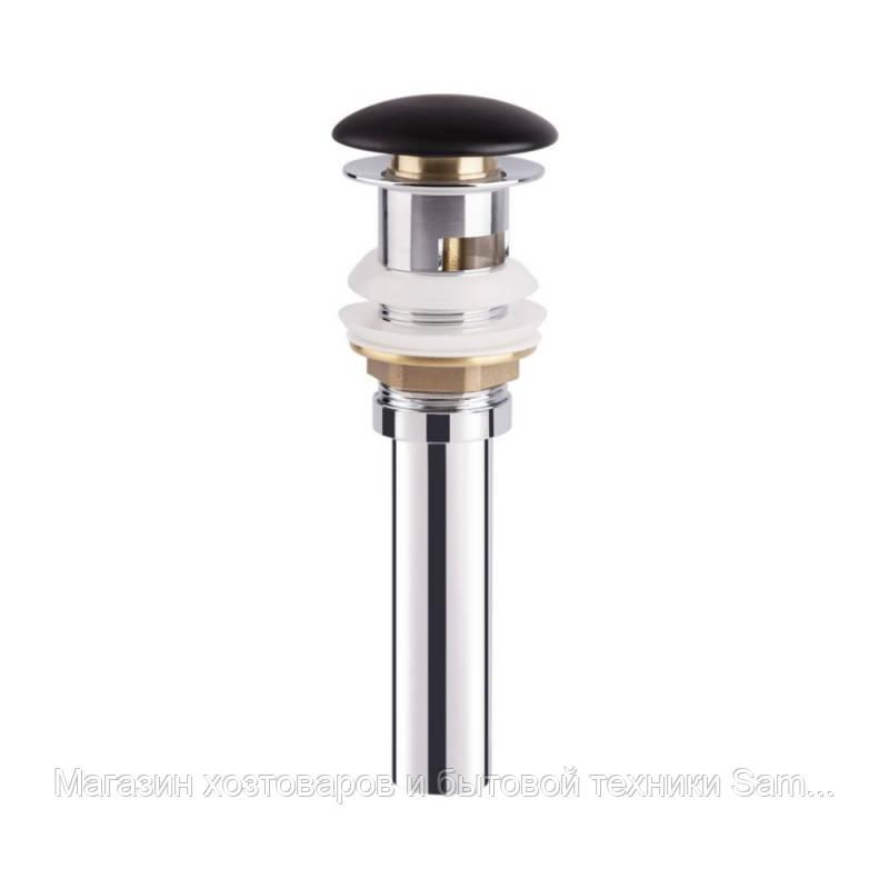 Донный клапан для раковины Q-tap BLA F009M-1 с переливом