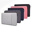 Чехол для ноутбука Acer Swift 1/3/5/7 14'' дюймов  - серый металлик, фото 9