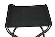 Стілець розкладний Vario Light Black, фото 4