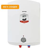 Водонагреватель Gorenje GT 10 O (над мойкой)