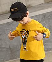 Кофта на весну, літо для хлопчика / Кофта на весну, лето для мальчика, футболка на длинный рукав детская