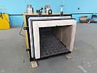 Пеллетная горелка 800 кВт для нагрева технологической воды при производстве КАС