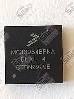 Микросхема Freescale MC33984BPNA корпус PQFN-16
