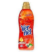 Кондиционер-ополаскиватель  для белья Vernel- 1л