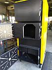 Мультитопливный жаротрубный котел мощностью 150 кВт для установки пеллетной горелки