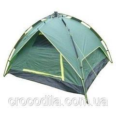 Палатка кемпинговая 3 местная  240x210x140 см LANYU LY 6004
