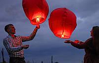 Китайский Небесный фонарик 10шт