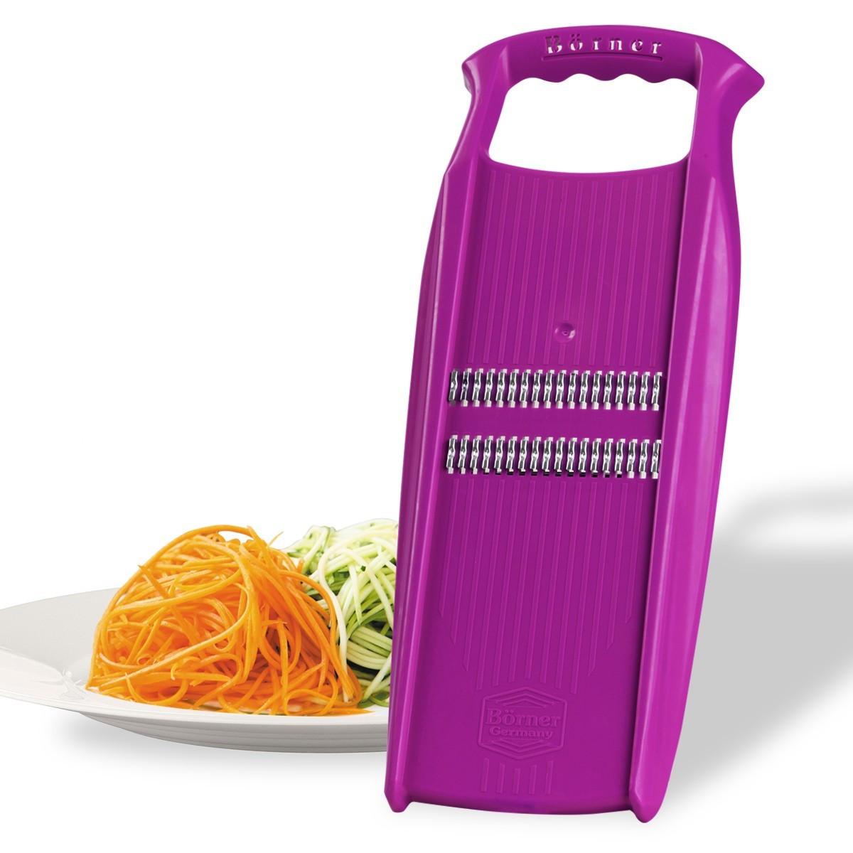 Roko терка Borner для моркови по-корейски