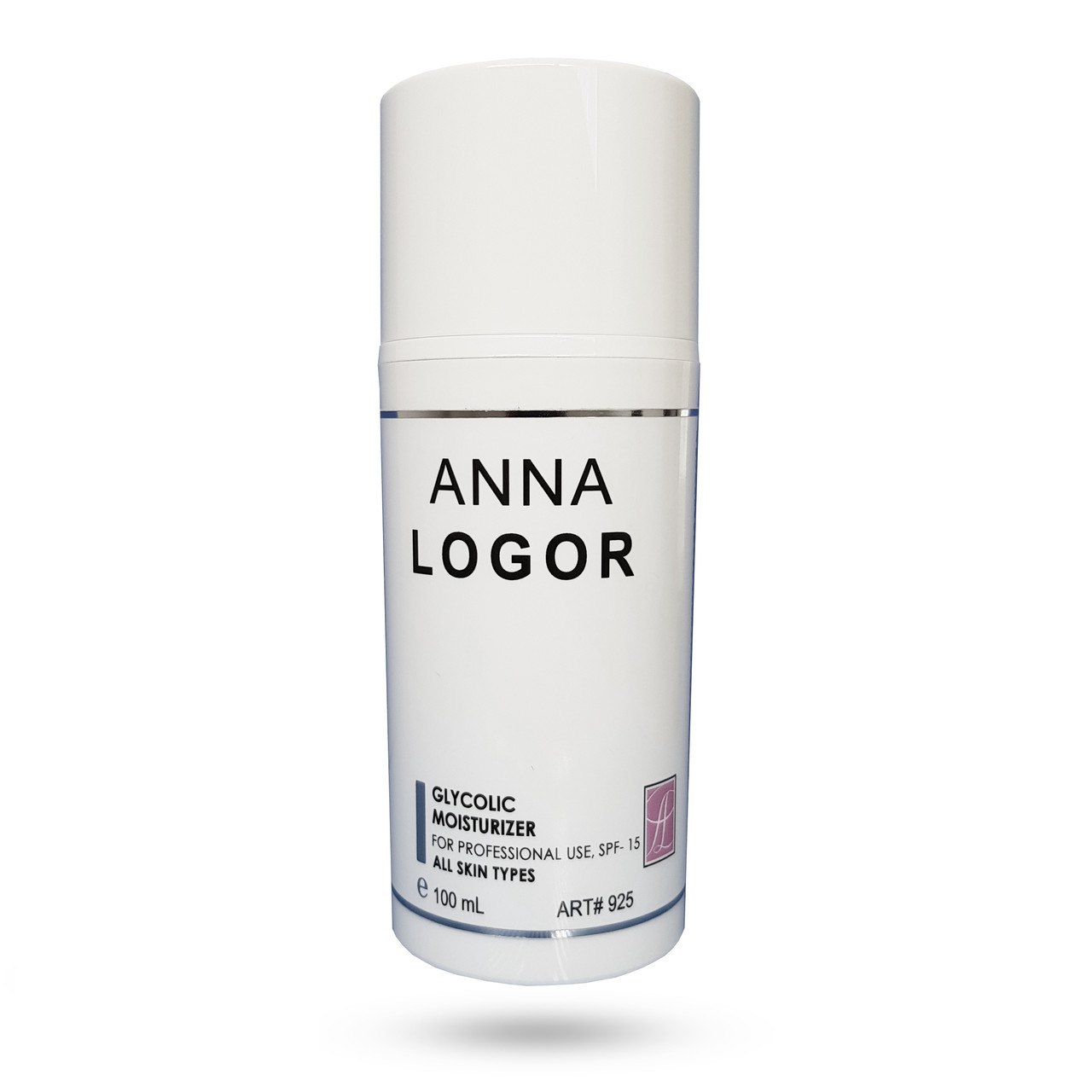 Крем с гликолевой кислотой Anna LOGOR Glycolic Moisturizer 100 ml Art.925