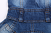 """Комбінезон джинсовий """"Vogue"""" для собаки. Одяг для собаки, фото 7"""