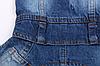 """Комбинезон джинсовый """"Vogue"""" для собаки. Одежда для собаки, фото 7"""