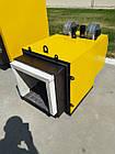 Пеллетная горелка 600 кВт для отопления промышленных объектов