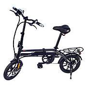"Электровелосипед NAKXUS 14F004, колеса 14"", складной, моторколесо 250W, аккумулятор 36V 6Ah (216Wh)"
