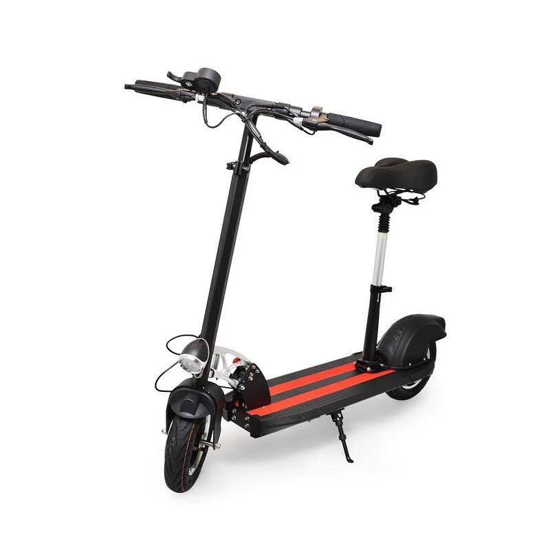Электросамокат TESLA Scooter 350  Black