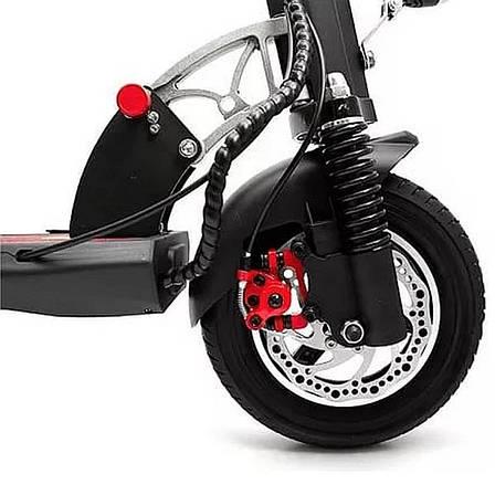 Электросамокат TESLA Scooter 350  Black, фото 2