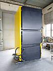 Угольный котел 600 кВт с разовой загрузкой топки 1000 кг