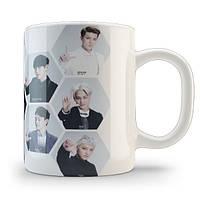 Кружка чашка EXO  K-Pop