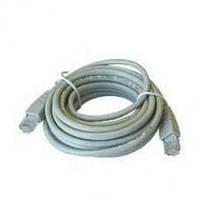 Патч-корд RJ-45 UTP 5e 10 метров интернет-кабель