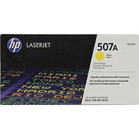 Картридж HP CE402A (№507A) (желтый)
