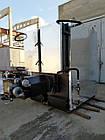 Компактный пеллетный котел 600 кВт для отопления промышленных теплиц