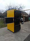 Мультитопливный котел 150 кВт (пеллета, дрова, брикет, уголь)