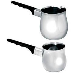 Турка на 12 чашок з нержавіючої сталі MAESTRO MR-1661-6