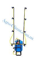 Опрыскиватель на мотоблок 100 л с компрессором штанга 6 м, фото 2