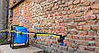 Опрыскиватель на мотоблок 100 л с компрессором штанга 6 м, фото 4