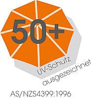Зонт садовый, балконный  прямоугольный Schneider 746-02 Salerno  300 х 150 см, бежевый