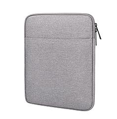 """Чохол для планшета 7-8"""" дюймів - сірий (універсальний)"""