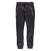 Спортивные брюки  для мальчика MEK   201MHBM011-877 черные  128-170, фото 1