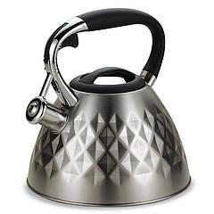 Чайник зі свистком 3.0 л Maestro MR-1322