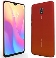 Смартфон Xiaomi Redmi 8A 4/64Gb Red (Global ROM + OTA)