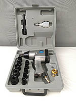 Пневмопистолет KrafTWORLD 1/2 AIR IMPACT WRENCH KIT