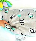 Набор подушка для сна и маска., фото 4