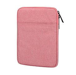 """Чехол для планшета 7-8"""" дюймов - розовый (универсальный)"""