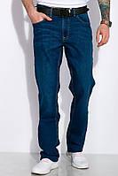 Джинсы мужские с легкими потертостями, фото 1
