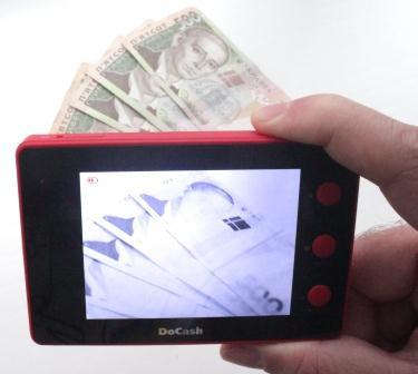 DoCash Micro IR Инфракрасный портативный видео-детектор