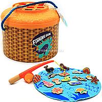 Настольная игра Top Bright Деревянная детская рыбалка (120372)