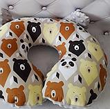 Подушка+маска для сна детская., фото 3