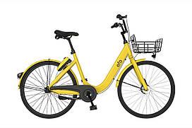 Велосипед OFO з Німеччини