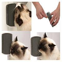 Интерактивная игрушка - чесалка для кошек Catit Серый