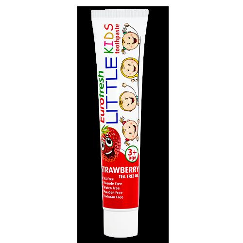 Детская зубная паста Farmasi Eurofresh Strawberry ToothPaste