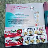 Детская зубная паста Farmasi Eurofresh Strawberry ToothPaste, фото 2