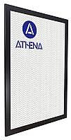 Черная рамка для фотографий Athena Satin, стандартный размер плаката, 61 x 91,5 см,